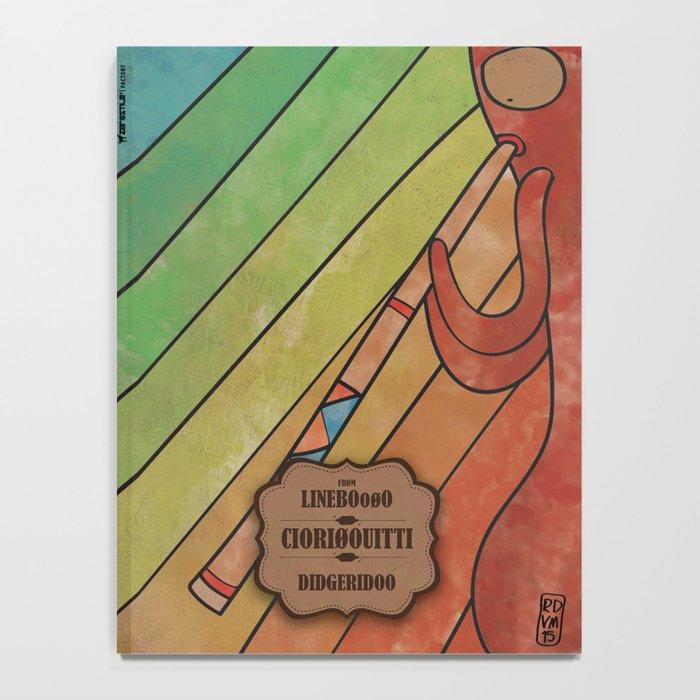 CIORIØOUITTI From LinebOo0O (Didgeridoo) Notebook