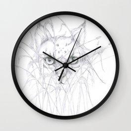 Lyrix Wall Clock