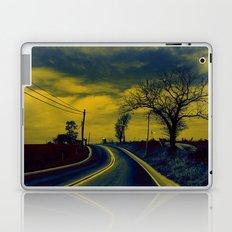 Rural road Laptop & iPad Skin