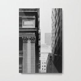 San Francisco III Metal Print