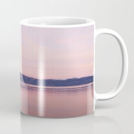 Rose Colored Dream of Lake Tahoe Coffee Mug
