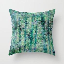 Forest Throw Pillow