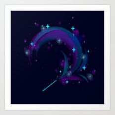 Magical Wand ! Art Print