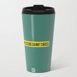 CSI - Minimalist Travel Mug
