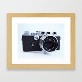 1950s Nicca Rangefinder Camera Framed Art Print