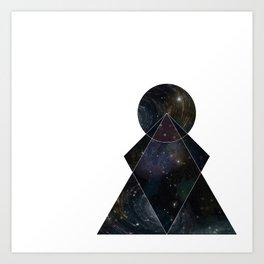 Nebula's Key Art Print