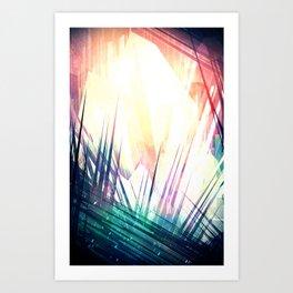 The Diamond Art Print