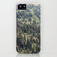 Mountain Trees iPhone (5, 5s) Slim Case