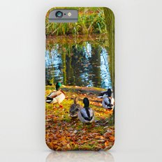 A Duck's Life Slim Case iPhone 6s