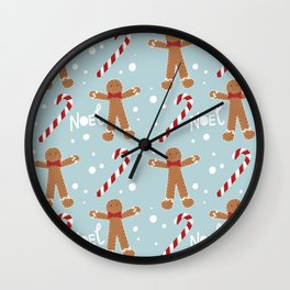 Sweet Christmas  Wall Clock