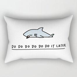 Baby Shark Do Do Do Do Rectangular Pillow