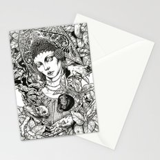Russian Beauty  Stationery Cards