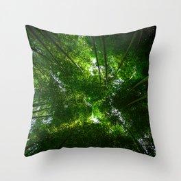 Kamakura Bamboo Throw Pillow