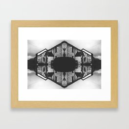 From the Lakes Framed Art Print