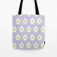 greece Tote Bags featuring greece by Claire C