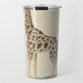 Giraffa camelopardalis Travel Mug