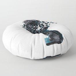 Broken Venus Floor Pillow