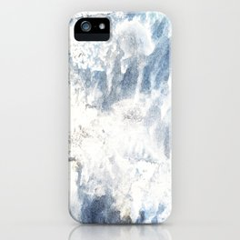 Watercolor abstract patterns that do not exist.Actually there are many color patterns.No.48 iPhone Case
