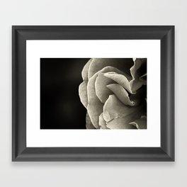 Delicatesse Framed Art Print