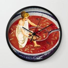 Bathing Ladies, Part 1 Wall Clock