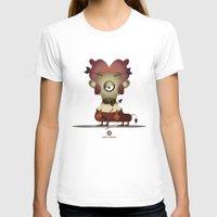 sagittarius T-shirts featuring SAGITTARIUS by Angelo Cerantola