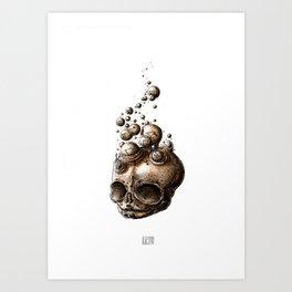 Catalyst - #1 - At Dawn Art Print