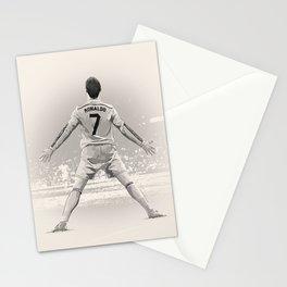 Cristiano Ronaldo - Real Madrid RMFC Stationery Cards