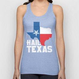 Hail Texas Unisex Tank Top