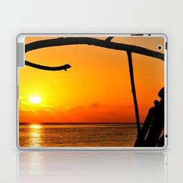 Sunrise The Maldives Laptop & iPad Skin