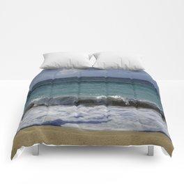 Porthmeor Waves Comforters