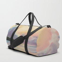 Sky Lights Duffle Bag