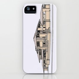 Darwin Martin House iPhone Case