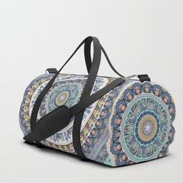 Frenchie Yoga Medallion Duffle Bag