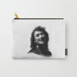 Rembrandt Himself Carry-All Pouch