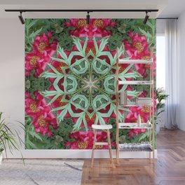 Peony Rose Florii Wall Mural