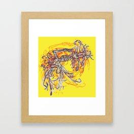 For A Reach Framed Art Print