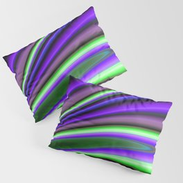 Abstract Fractal Colorways 01PL Pillow Sham
