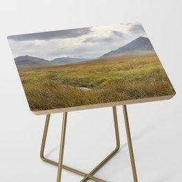 Glencoe, Scottish Highlands Side Table
