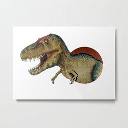 Tyrannosaurs Rex Metal Print