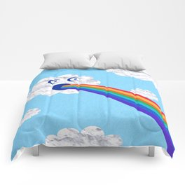 Rainbow Dream Comforters
