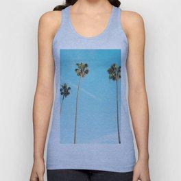 Palm Tree Sunshine Unisex Tank Top