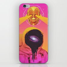 DMT visions iPhone & iPod Skin