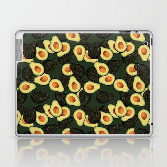 Avocado Pattern Laptop & iPad Skin