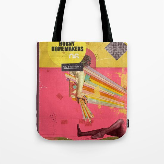 "7 Sins Contest ""Lust"" Tote Bag"