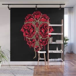 BOUND ROSES Wall Mural