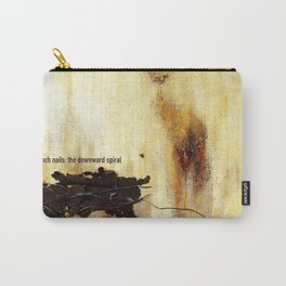NIN - The Downward Spiral Carry-All Pouch