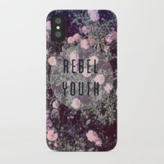 Rebel Youth Slim Case iPhone X