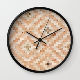 Marble decoration Wall Clock