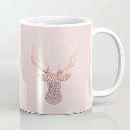 ROSEGOLD DEER BLUSH Coffee Mug