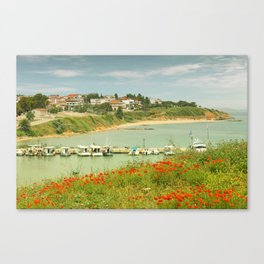 holiday feeling Canvas Print